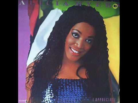 Alicia Myers - You Got The Best From me (Say, Say, Say)