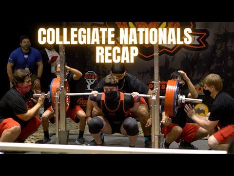 Collegiate Nationals Meet
