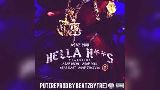 Repeat youtube video A$AP Mob - Hella Hoes Instrumental Feat. A$AP Rocky, A$AP Ferg, A$AP Nast, A$AP Twelvyy
