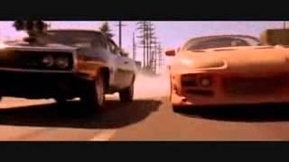 момент из кино фильма Форсаж 1.Класний ролик .