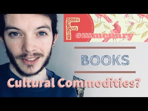 Books: Cultural Commodities?  Femmeuary Engagements 