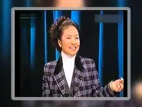 中國第一夫人彭麗媛1999年在節目中談及自己丈夫--中國第一夫人 - YouTube