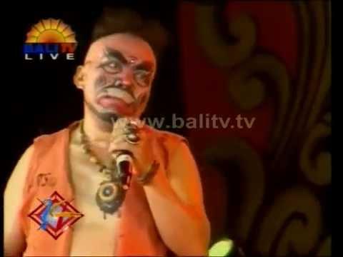 Lawak Bali Petruk Topok Cs HUT ke-14 Bali TV Bersinar