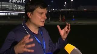 Отборочный этап мирового чемпионата фейерверков стартовал в Сочи. Новости Эфкате