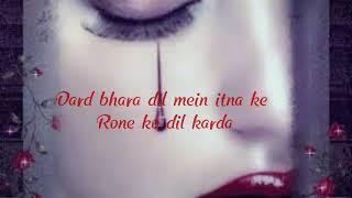 Download lagu Tujhe Chaha rab se bhi Jyada Mahi Ve MP3
