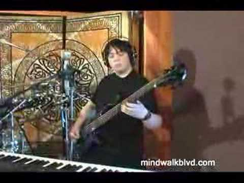 YYZ RUSH COVER - MINDWALK BLVD (ages 11-14)