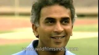 Sunil Gavaskar speaks to MAK Pataudi : two cricketing legends!