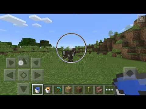 Come Creare Ossidiana In Minecraft PE