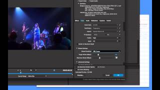 Tutorial Adobe Media Encoder CC 2014 Basics