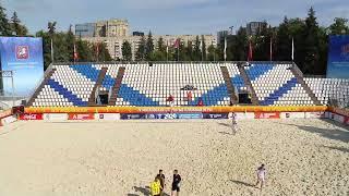 I дивизион   Группа A, 3 тур   Волга-ПВД - Звезды Динамо