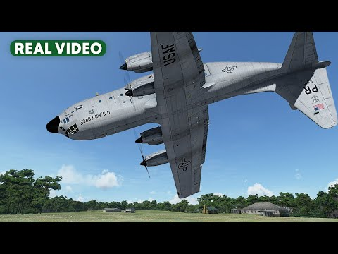 Air National Guard C-130 Crashes Just After Takeoff in Georgia (With Real Video)