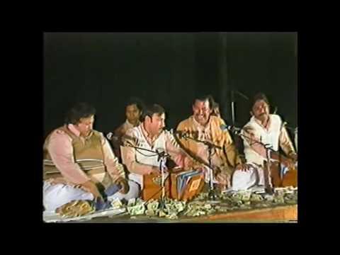 Main Neevan Mera Murshad Ucha (Saif Ul Malook) - Ustad Nusrat Fateh Ali Khan - OSA Official HD Video
