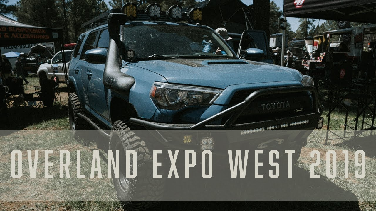 Overland Expo West >> Overland Expo West 2019 Day 03 Showtime Overview Of The Show