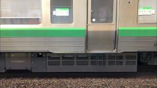 【三菱GTO】721系4000番台走行音 / JR-721 sound