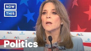 Marianne Williamson's Best Democratic Debate Moments | NowThis