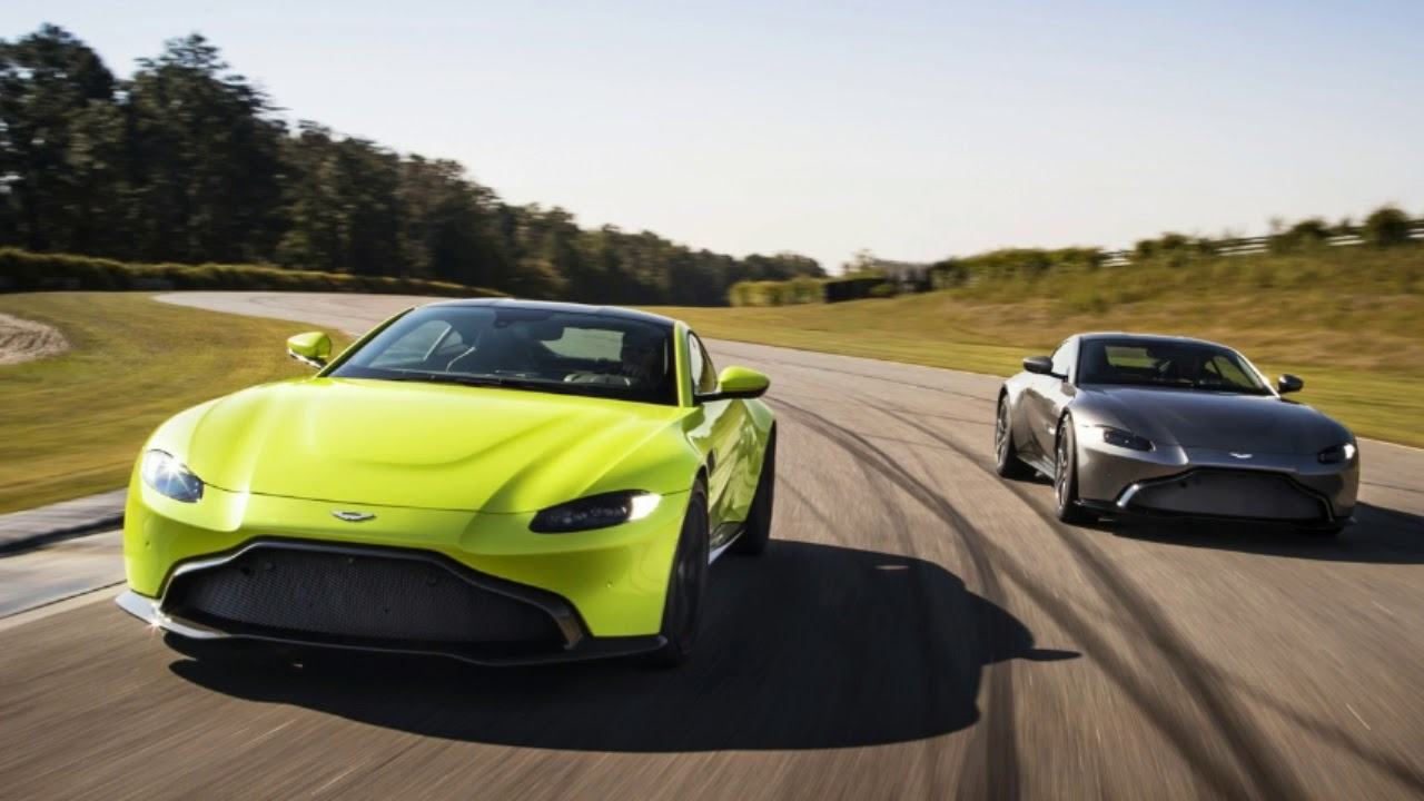 Test Drive And Review At Vantage Is Your Cheapest Way Into - Cheapest aston martin
