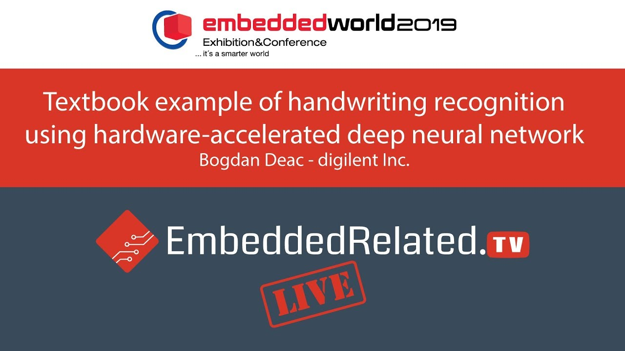 Back from Embedded World 2019 - Funny Stories and Live-Streaming