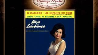 Maya Casabianca -- El Matador