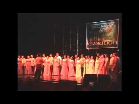 AZP Music Ministry Masdan Mo Oct 7, 2006