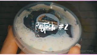 Изготовление слаймов для Restock #2