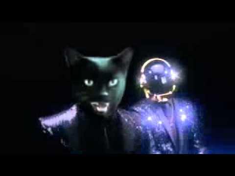 1 час(1 hour) - Daft Punk - Get Lucky (feat. Black Cat) enjoyk.in
