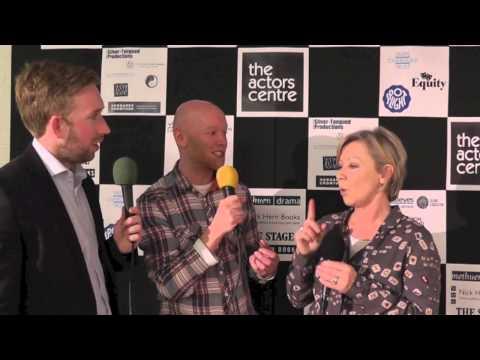 Lindsey Coulson Interview - Alan Bates Award 2015