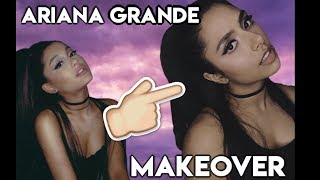 Ariana Grande Makeover feat. Michelle Khare!
