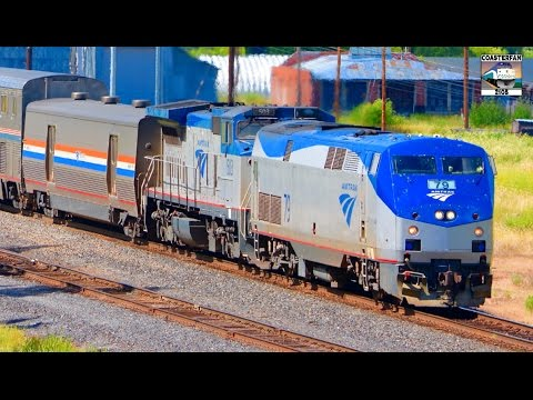 Thumbnail: Amtrak Western Long Distance Trains: Train Talk Ep. 7