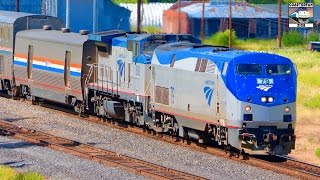 Amtrak Western Long Distance Trains: Train Talk Ep. 7