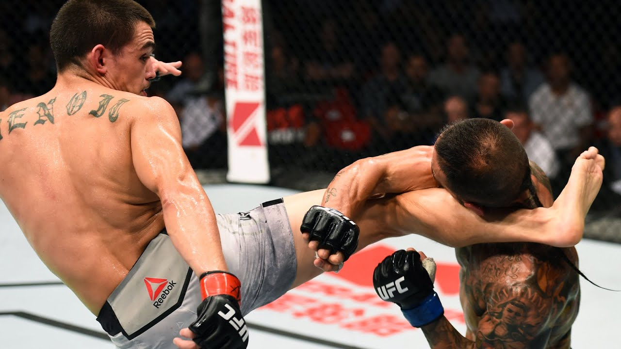Top Finishes From UFC Vegas 33 Fighters