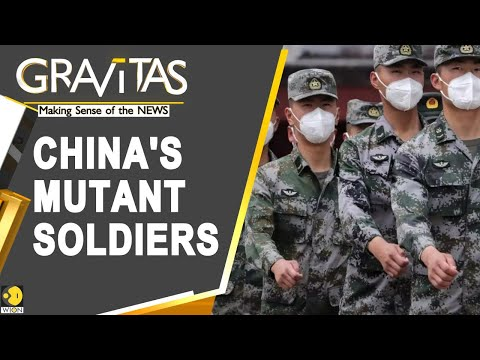 Gravitas: Is China breeding genetically-modified soldiers?