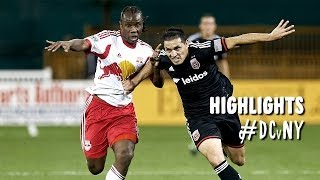 HIGHLIGHTS: D.C United vs New York Red Bulls | April 12, 2014