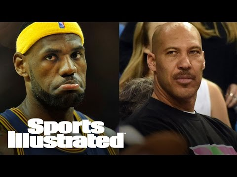 NBA: LeBron James vs. LaVar Ball Feud, Warriors' Steve Kerr Pay Cut | SI NOW | Sports Illustrated