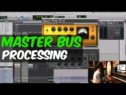 Master Bus Processing Chains from Phil Allen, Bob Horn, and Warren Huart : Produce Like a Pro