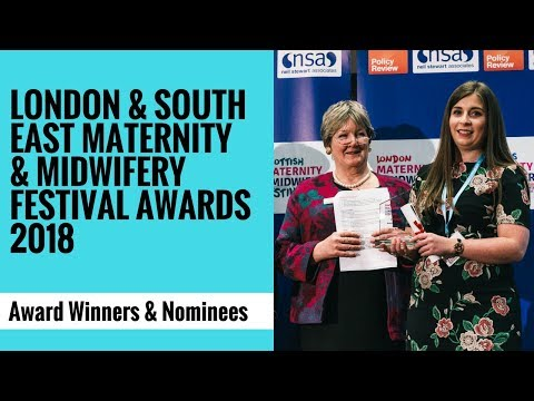 London & South East Maternity & Midwifery Festival Awards 2018