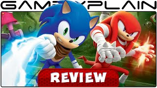 Sonic Boom: Rise of Lyric - Video Review (Wii U)