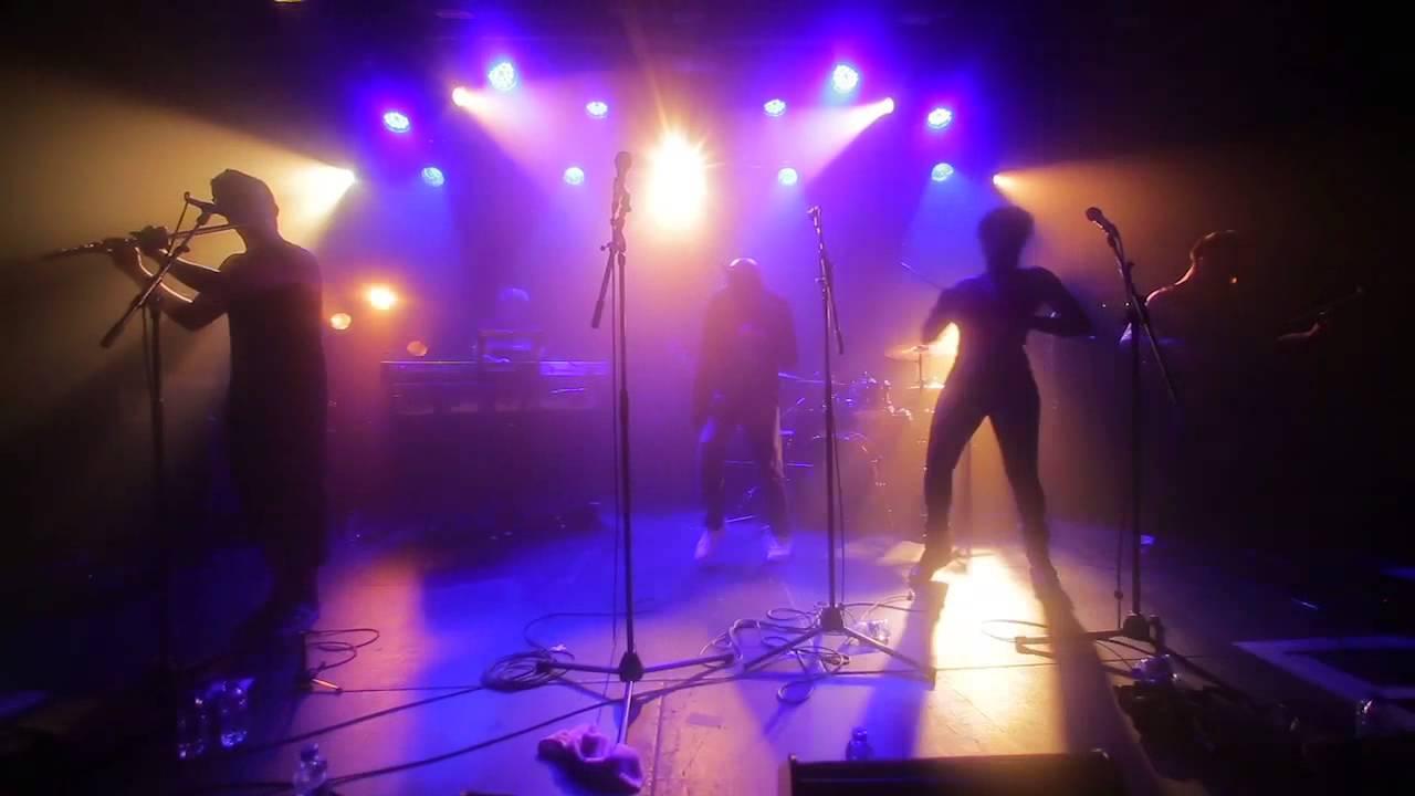 Push Up - live au Tamanoir (solo flûte)