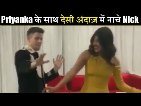 Nick Jonas Desi Moves on Hauli Hauli Will Blow Your Mind| Nick Jonas Bollywood Dance Mp3