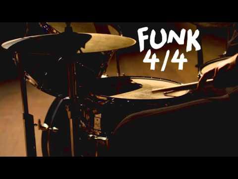 Funk Drum Groove 105 BPM