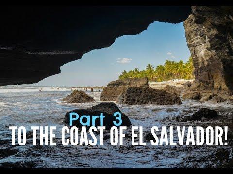 EL TUNCO, EL SALVADOR | GUATEMALA to EL SALVADOR