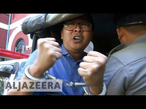 🇲🇲 EU urges Myanmar to release Reuters journalists