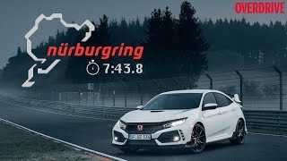 Spotlight - 2017 Honda Civic Type R is the new king of the 'ring for front wheel driven cars