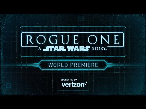 Live From The Rogue One Red Carpet