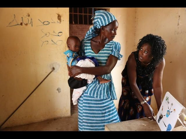 Senegal: Fighting Malnutrition and Stunting with a Multi-Sectoral Approach