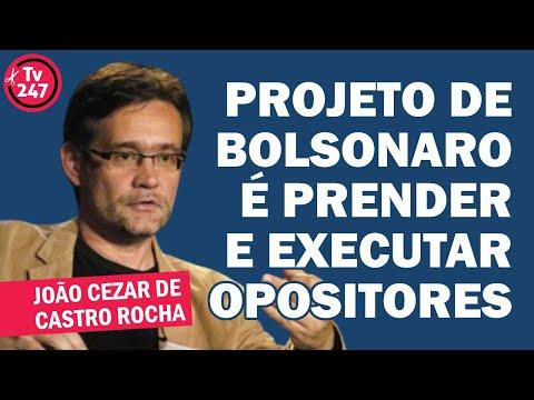 BOLSONARO QUER REVIVER TEMPOS DA DITADURA | Cortes 247