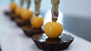 Tartelette de Chocolate - Chef Diego Lozano