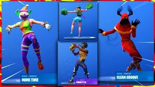 THESE DANCES GO *PERFECTLY* WITH THESE SKINS..! (Fortnite: Battle Royale)