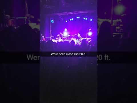 Jack and Jack Concert in Santa ana w/ Olivia O'brien