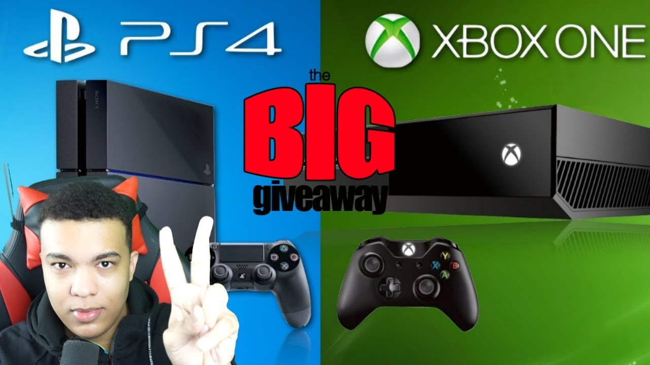 GTA 5 REAL LIFE MOD GIVEAWAY! PS4,XBOX ONE AND MORE!!! 😱
