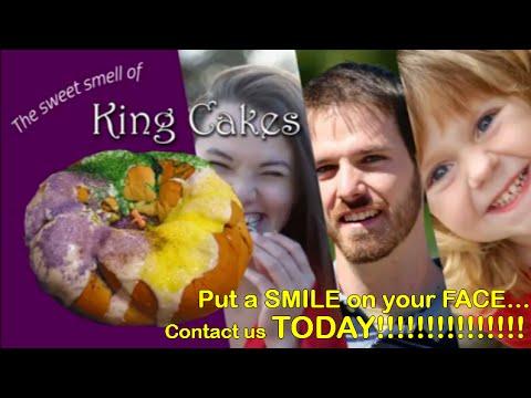 Best Mardi Gras King Cakes New Orleans La